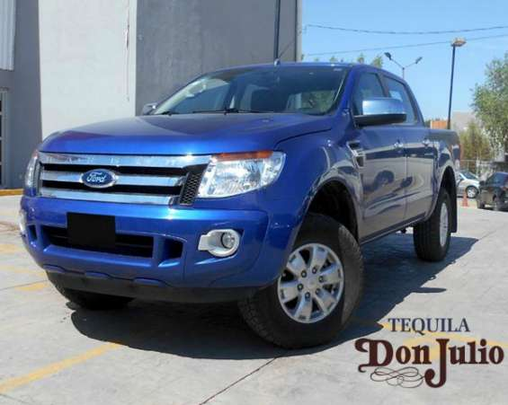 Ford ranger xlt 2016 venta inmediata
