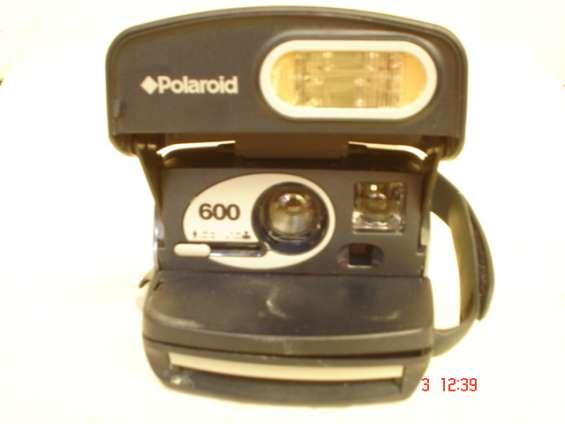 Cámara instantánea polaroid 600 colección