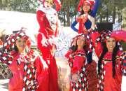 Zanqueros: Eventos de Carnaval / Desfiles