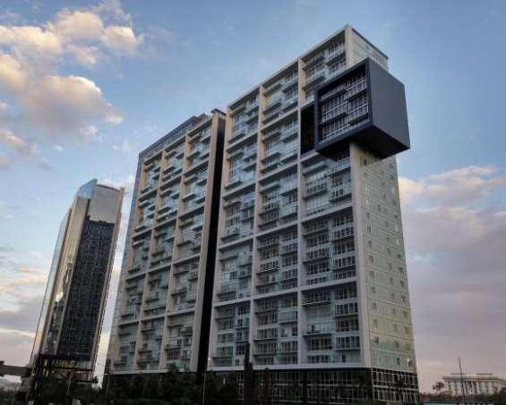 High park santa fe, departamento 2 recamaras dos baños y balcón terraza