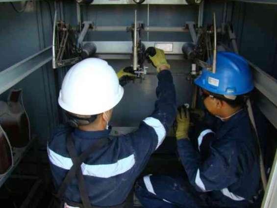 Instalaciones eléctricas industriales - gatsko