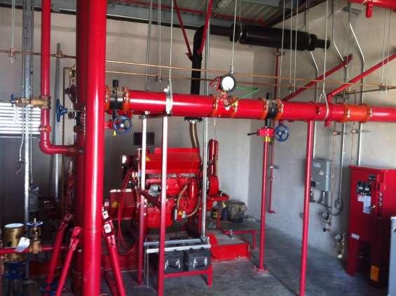 Sistemas contra incendios y alarmas de detección - gatsko
