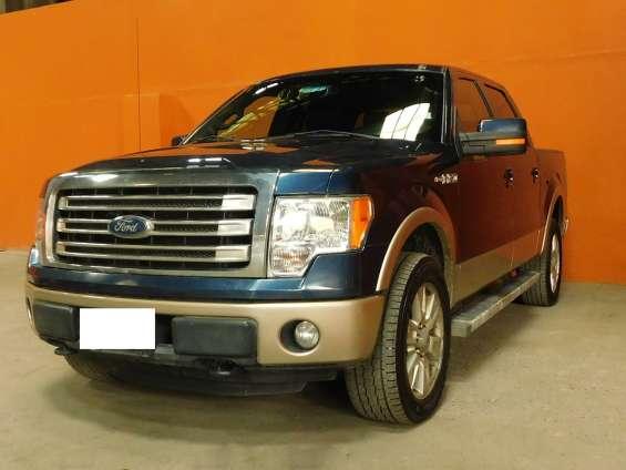Ford f150 xlt 2013