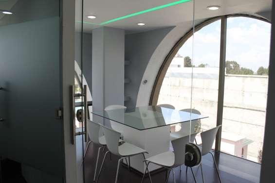 Oficinas equipadas en torre zero metepec $7500