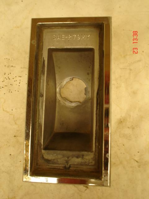 Carcasa luz reversa ford mercury grand marquis 1979 a 1982
