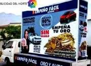 Servicios de Publicidad Perifoneo, Volanteo, VallaMovil, Activaciones.