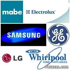 Reaparacion y servicio de lavadoras y refrigeradores mabe, easy y ge tel 57530764