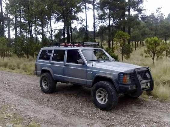 Cherokee pioneer 1988