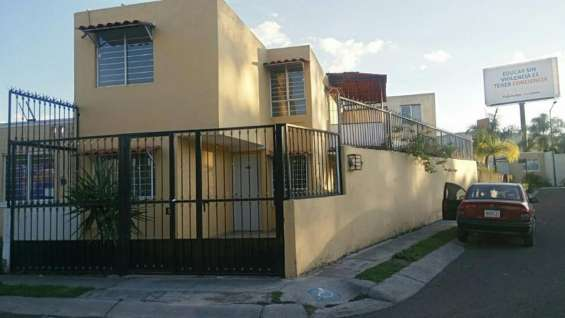 Casa en venta en esquina, fracc villas terranova