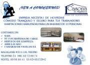 HOSTAL- RENTAS COMPARTIDAS