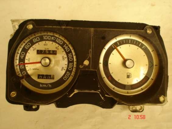 Cluster instrumentos dodge dart magnum 1981 y 1982