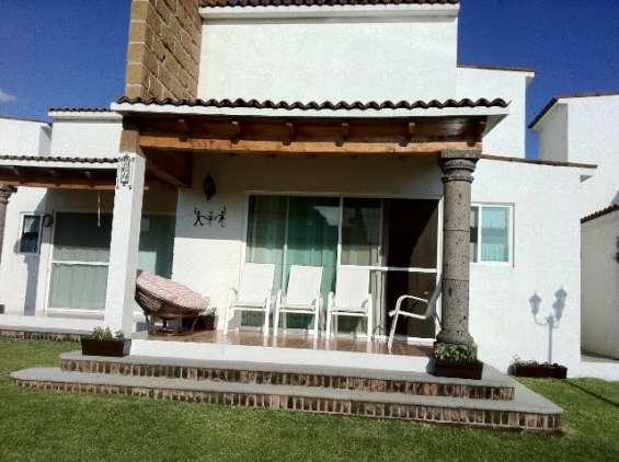 Hermosa casa estilo mexicano en oaxtepec, morelos