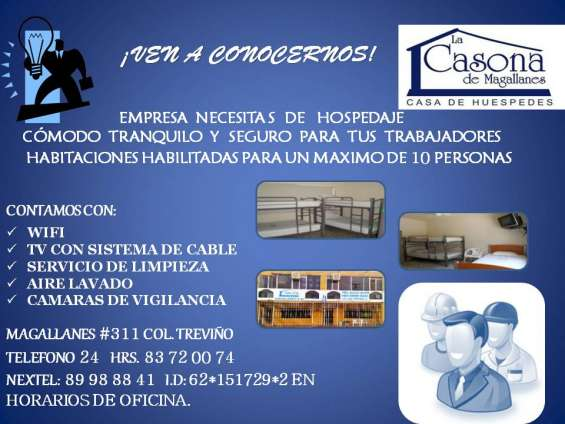 Hostal-rentas disponibles en monterrey