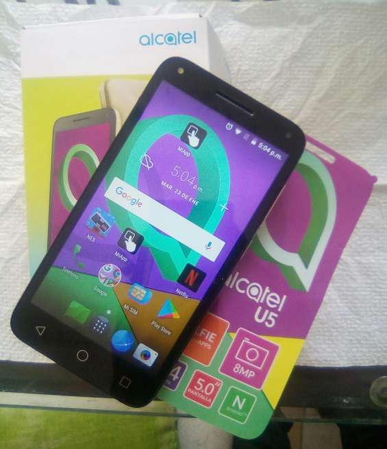 Alcatel u5 n android