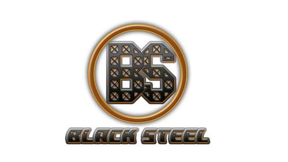 Andamios black steel