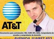Ejecutivos Telefónicos AT&T (NO VENTAS)