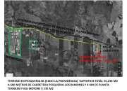Venta de Terreno en Ejido la Prrovidencia Pesqueria N.L.