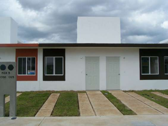 Bonita casa en puerto morelos quintana roo