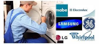 Reparacion de lavadoras y secadoras mabe garantia 90 dias