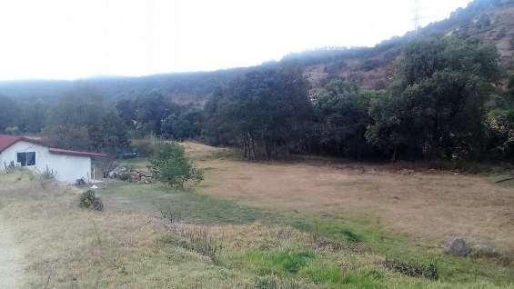 Venta rancho,casas,albercas,trucheros,manantial,pipioltepec,valle de bravo