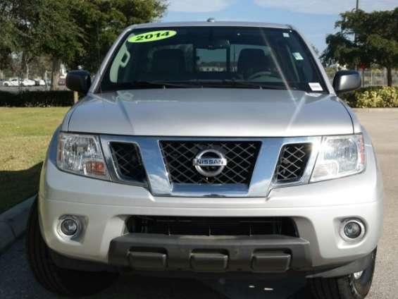 Nissan frontier 2014 y otras