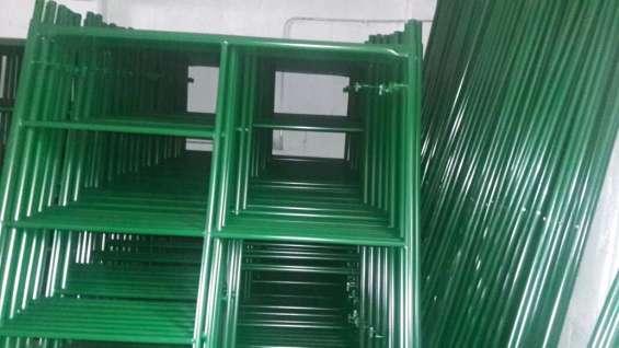Ifamsa fabricación de andamios