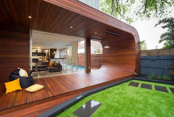 Madera deck cumaru selecto piso exterior intemperie