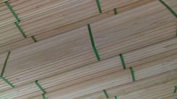 Duela piso madera primera pino tratado