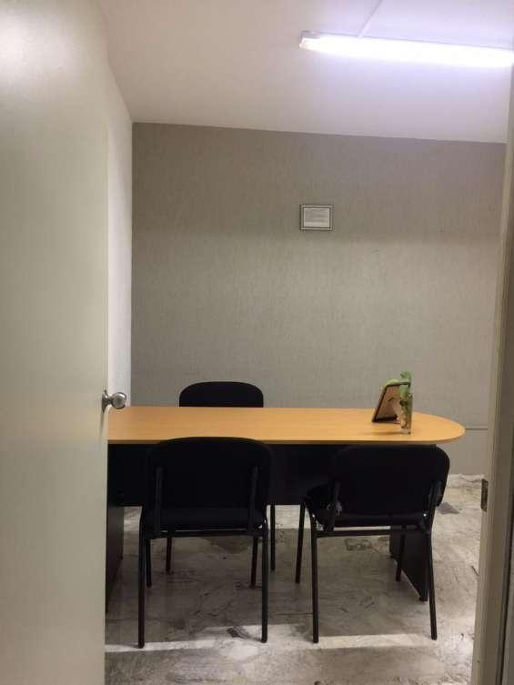 Renta una oficina física amueblada lista para instalarte