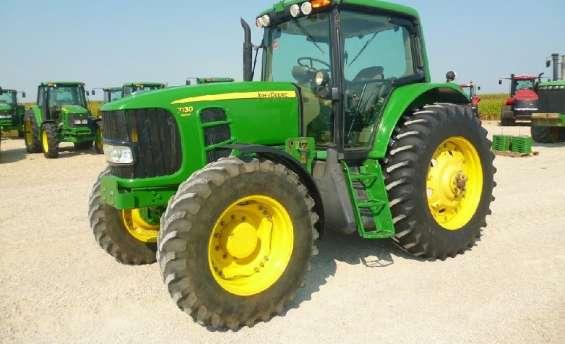 John deere 7130 tractor agricola
