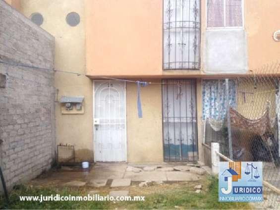 Casa en venta en el fraccionamiento en portal de chalco