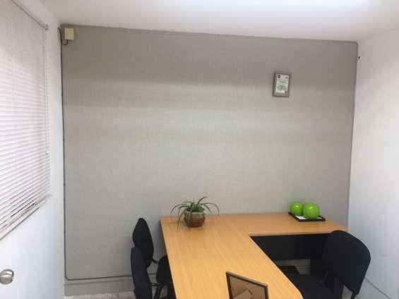 Renta de oficinas físicas amuebladas