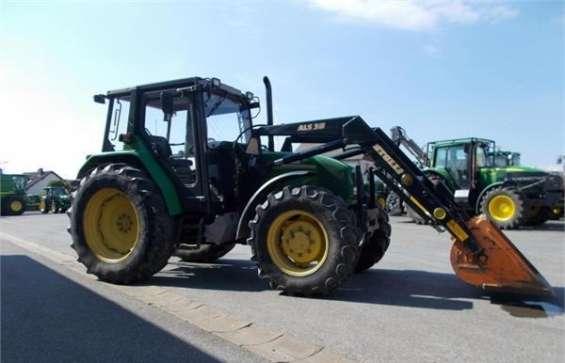 John deere 3400 tractor agricola