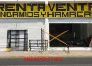 RENTA DE ANDAMIOS Y HAMACAS