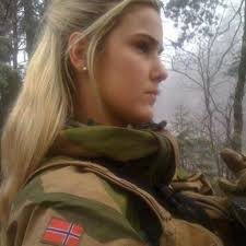 Te esperan chicas noruegas
