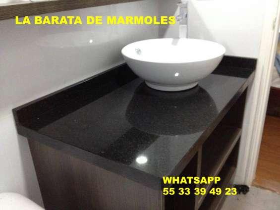 Granito san gabriel para cubiertas de baño