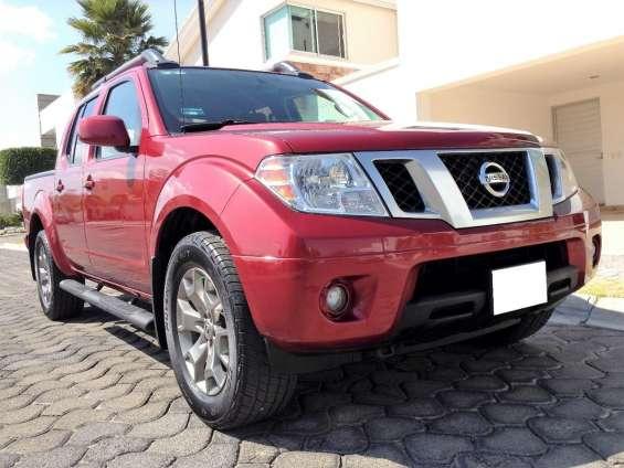 Nissan frontier 4x4 t