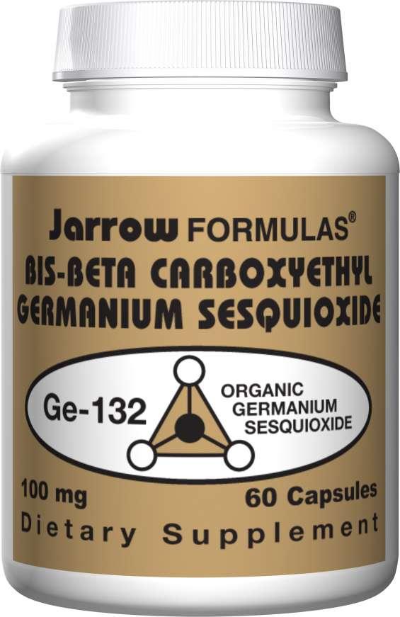 Germanio ge132, potente antioxidante, anticancerigeno