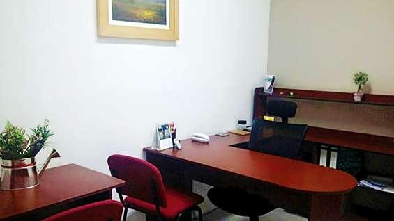 Necesitas un oficina completamente amueblada...tenemos la mejor opción para tu empresa
