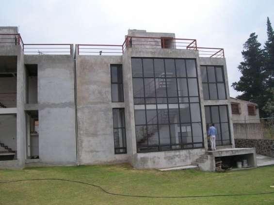 Oportunidad se renta casa residencial en condominio sta cecilia xochimilco