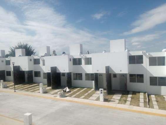 Casas semiresidenciales en nicolas romero!