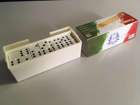 Fabricante juego de mesa dominó