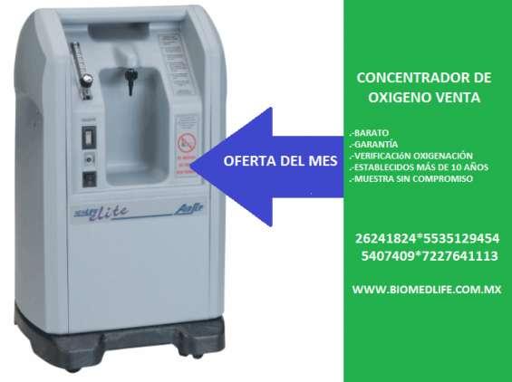 Concentrador de oxigeno barato!