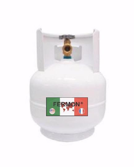 Tanque portatil 4 kg p/gas fermon