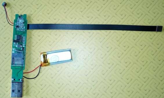 Grabadora de video digital (dvr001), que puede integrarse en diferentes objetos