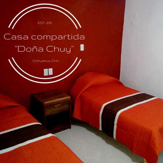Hospedaje económico en chihuahua capital (estudiantes y trabajadores)