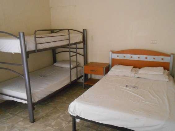 Renta de habitaciones economicas en casona de magallanes