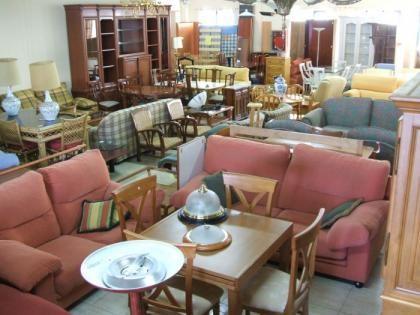 Compro usado muebles y decoración