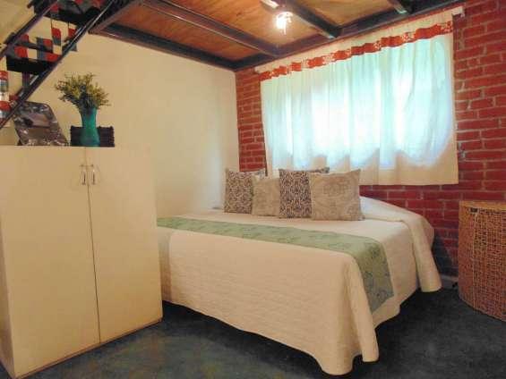 ¿odias los hoteles incómodos? renta una habitación amueblada al sur de la ciudad de méxico