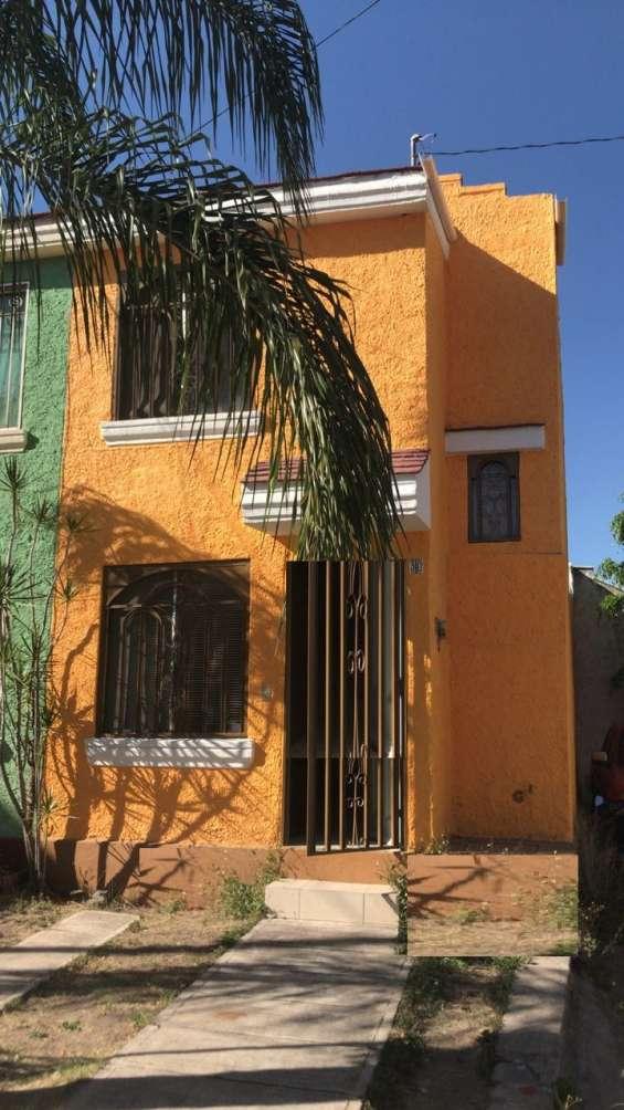 Casa en renta condominio tranquilo y seguro vistas san agustin